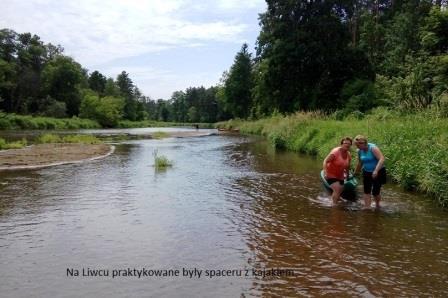 2016-06-28 Liwiec to spacer z kajakiem