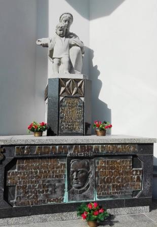 2017-04-18 Bialystok -Kościół sw Rocha (2)