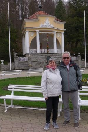 2017-04 Agnieszka i Andrzej w Krynicy  (2)