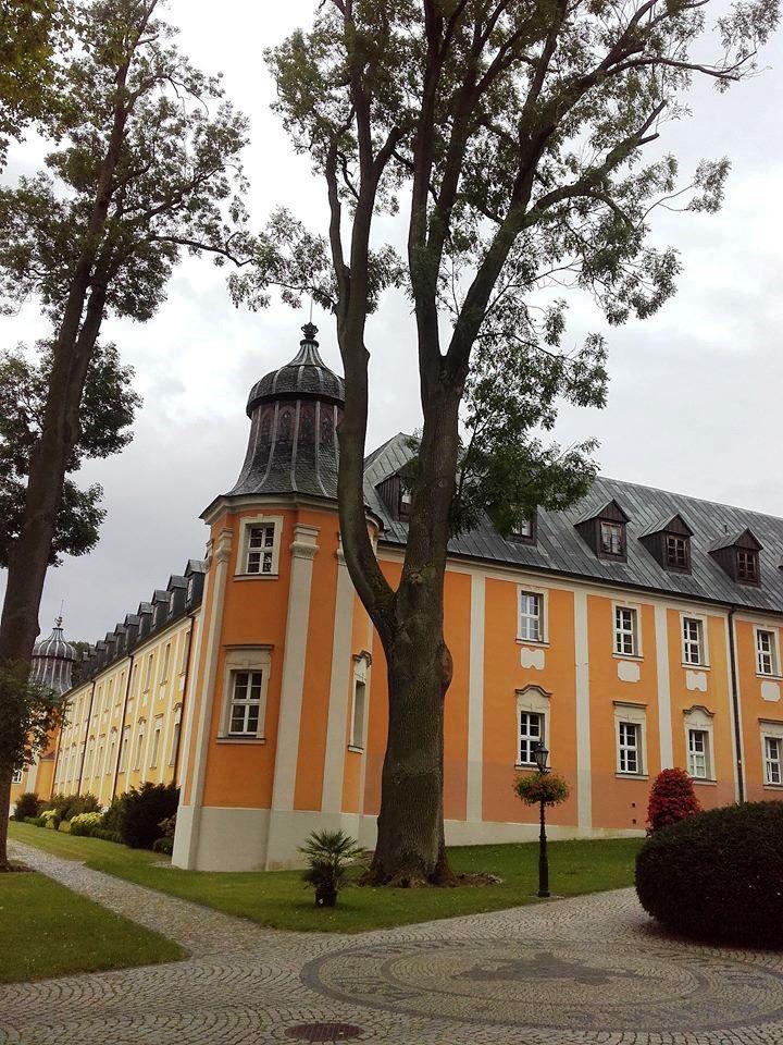 2017-09-08 Paradyz - Klasztor Cystersów
