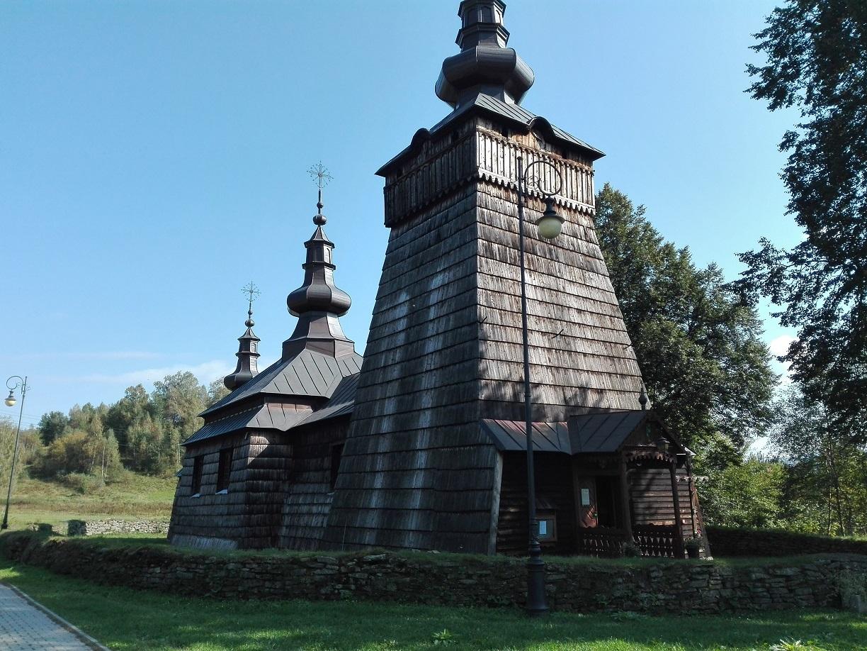 2017-09-29) Cerkiew pw Dymitra w Szczawniku