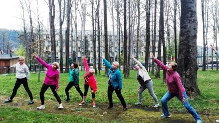 2018-04 gimnastyka w Zakopanem