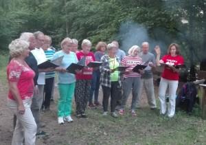 2018-06-28 Chor pod przewodnictwem Marylki