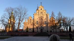 2018-11-07 Kielce -  Koścół