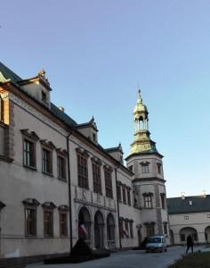 2018-11-07 Kielce  - Zamek biskupów (1)