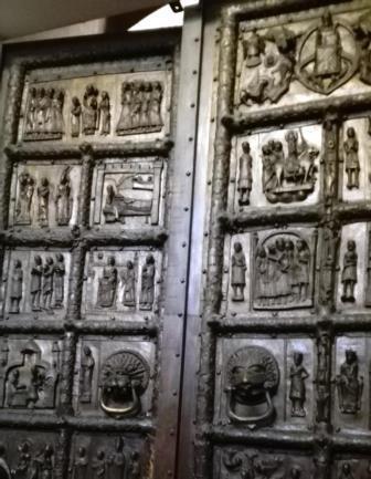 Katedra - Drzwi Plockie