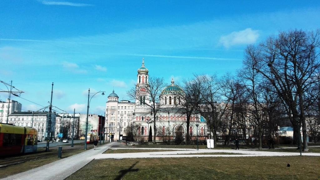 Na trasie cerkiew
