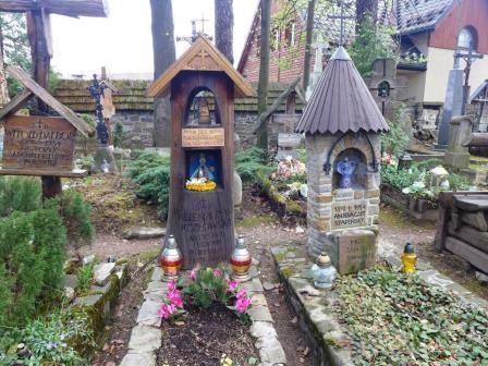 Zakopane - Cmentarz Na Peksowym Bzyku (16)